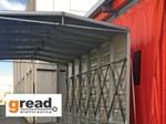 Zelthalle und dock shelter