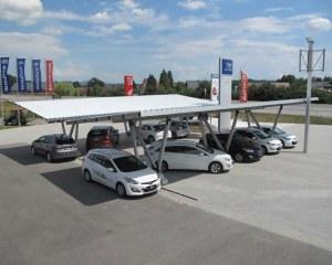 Carport aus Metall Pensilauto - Auto & 2 Rad Posch GmbH - Österreich
