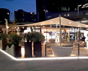 Aufrollbare Sonnensegel - Salone del mobile - Milan