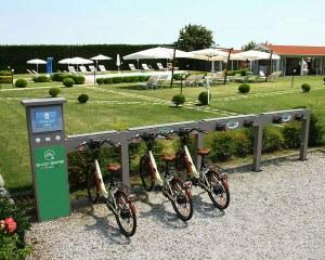 E-Bike Verleih - Argiturismo Lama di Valle Rosa