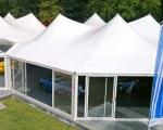 Gartenpavillon für Autoschau - F1 Monza