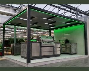 Pergola markise Kube - Showroom Mondo Verde