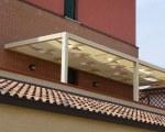 Terrassenüberdachung für Balkon