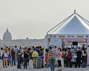 Messestand - Gelato World Tour - Carpigiani