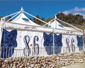 Pavillon für Veranstaltungen Summer