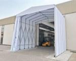 Mobiles Industriezelt für Eriplast S.p.a.