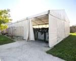 Lusia (FE) - Italien -  Leichtbauhalle für Bearbeitungen