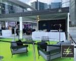 Pavillon speziell für Mille Miglia Green - Creation Srl