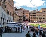 Professioneller Pavillon für 1000 Miglia - Siena