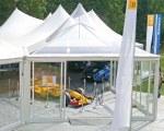Messestand für Autoausstellung - Monza