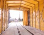 Zelthalle für Nusser Yachtbau in Offingen