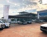 Solarcarport für Autosalone Cavour - Ferrara