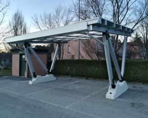 Solarcarport - Naldi Impianti - Castel S. Pietro Terme (BO)