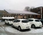 Solarcarport - Sustainable Actions - Schweden
