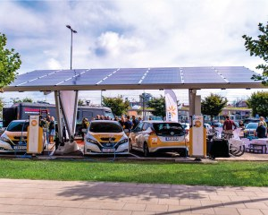 Solarcarport - Move About - Halmstad
