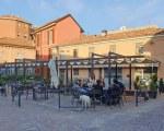 Pergola mit Schiebedach für Manufatti Sant'Antonio - Monticello d'Alba (CN) - La Duchessa