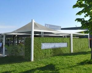 Sonnensegel für Arredamenti Perla Snc in Valenza Po, Italien