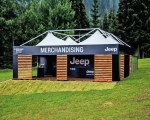 Messestand Jeep Camp 2018 - No Problem S.r.l.
