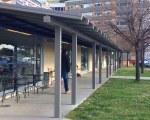 terrassenhueberdachung 3facile für überdachter Gehweg - LP Arredi Srl