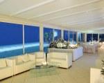 Terrassenüberdachung aus Aluminum - 3 Facile - Ristorante Prestige