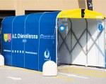 Sanitary Gate - Desinfektionstunnel
