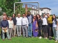 Der Pavillon Giulio Barbieri S.r.l. für die wirtschaftliche Entwicklung der Insel Sal