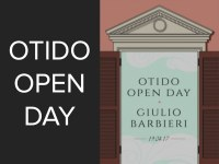 Giulio Barbieri, Ehrengast beim Otido Open Day in St. Petersburg