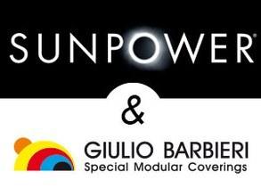 Italien - Der Riese SunPower entscheidet sich für unsere Solarcarport: ein siegreiches Projekt