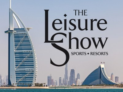 Giulio Barbieri exhibits at Leisure Show Dubai