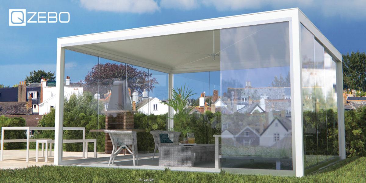 Veranda da giardino e per arredamento outdoor