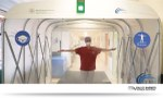 Sanitary Gate - Disinfection tunnel