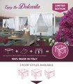 Outdoor daybed dolcevita