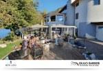 Veranda for a modern garden living - New Lido