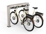 e-bike sharing charging station