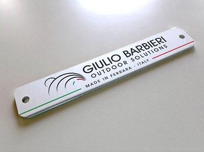 """Giulio Barbieri S.r.l. launches the """"Made in Ferrara"""""""