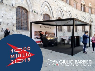 Mille Miglia: A Thousand Miles To Discover Qzebo, The Modern Gazebo Of The Latest Generation!