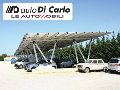 Solar Carport for Auto Di Carlo