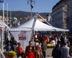 Barcolana (Trieste) - Street exhibition stand