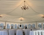 Wedding Tent for Tent Service in San Pietroburgo, Russia