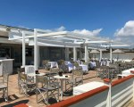 Retractable awning for Tendenza Fratelli Milan in Porto Viro