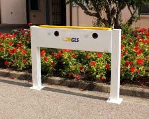 Customization with GLS's logo - Palermo, Italy