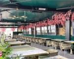 "Patio veranda for ""Coco"" restaurant - London"