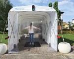 Sanitary Gate - Hygienisation tunnel