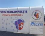 Sanitary Gate XL - Sanitizing tunnel