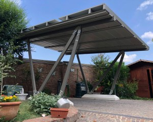 Double Carport - Private House