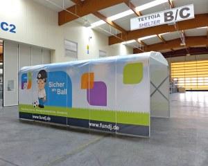 Link tunnel for Schaper Sport