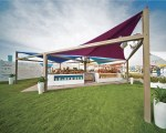 Sun shade sails - Arena Middle East & Asia