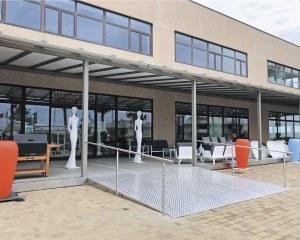 Lean-to patio veranda - 3 Facile