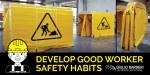 Tunnel de travail pour la sécurité des chantiers