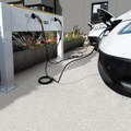 Electric car charging stations EVO CAR